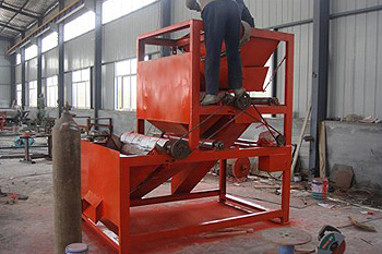 Double Roller Electrical Separator